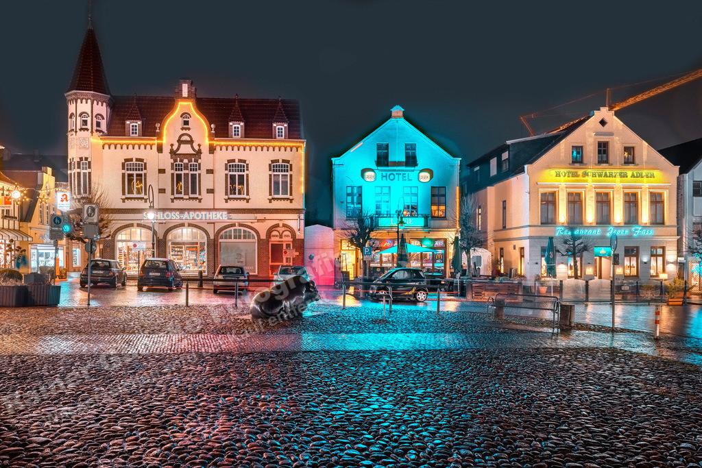 20190105 Marktplatz Jever