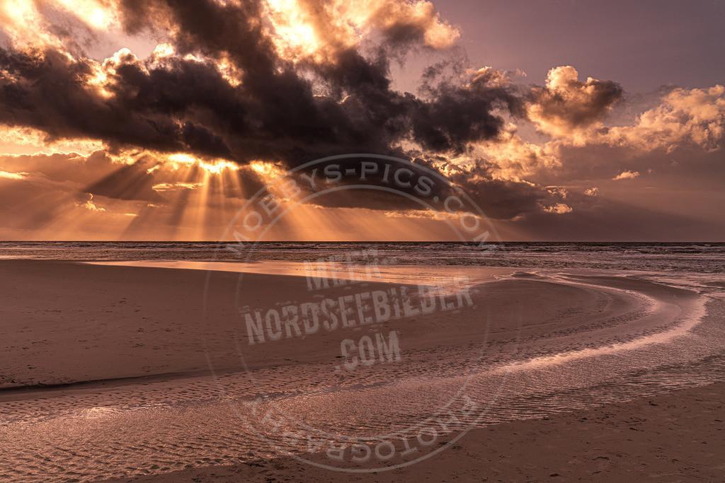 _MGB7001 | Sonnenuntergang am Priel