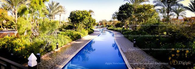 Anlage 7v | Golden Beach Ressort - Hurhada - Anlage