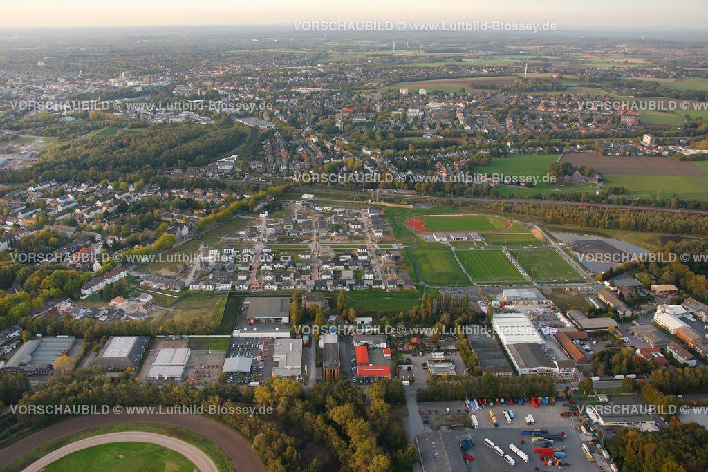 RE11101872 | Wohngebiet, Baugebiet Maybacher Heide,  Recklinghausen, Ruhrgebiet, Nordrhein-Westfalen, Deutschland, Europa