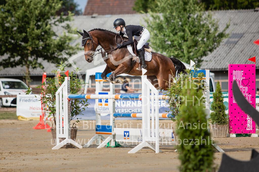 190801_BST_Springpferde-M_5-7J-412 | Braker Sommerturnier 2019 Springpferdeprüfung Kl. M* 5-7jährige Pferde