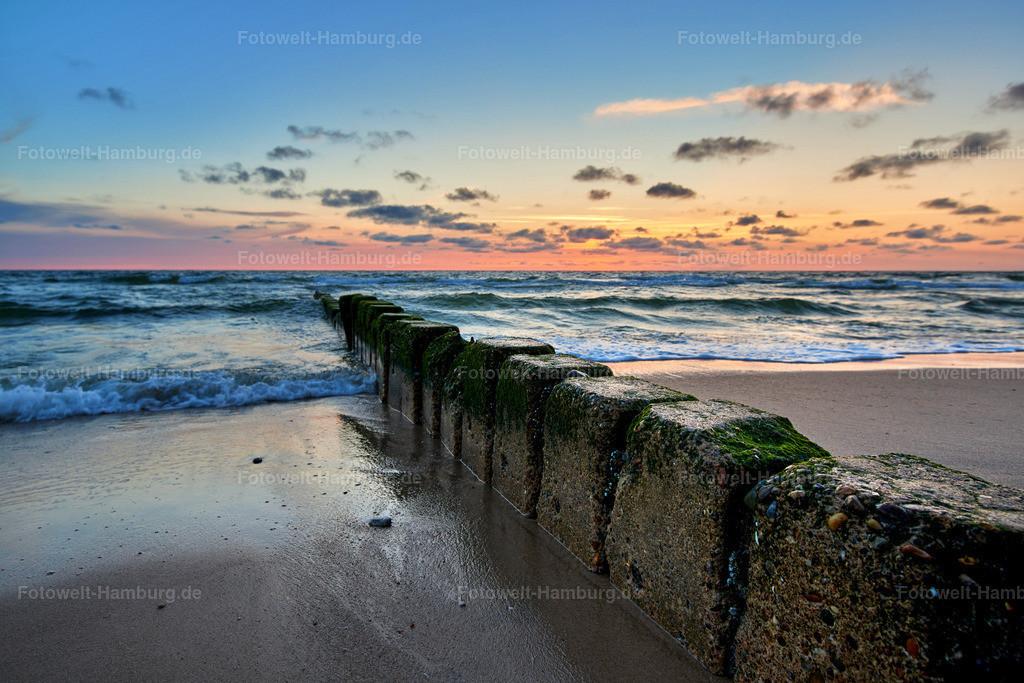 sylt sonnenuntergang am strand bild auf leinwand acrylglas
