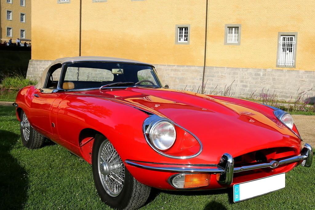 1970 Jaguar E-Type Serie II - C47 LK2A9457
