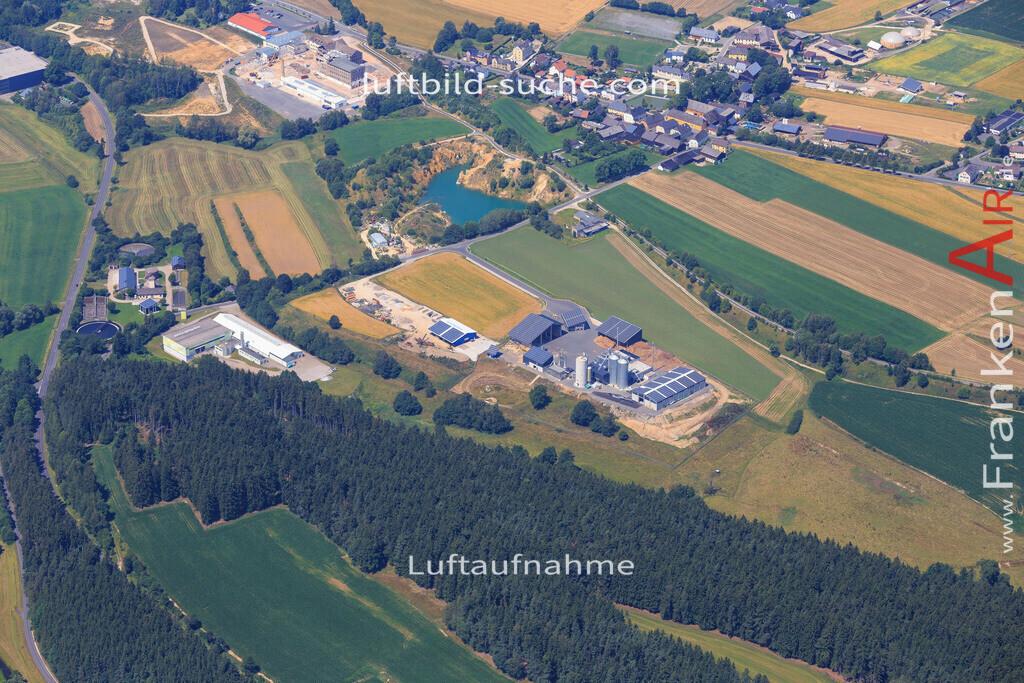 wunsiedel-2014-98   Luftbild von  Wunsiedel - Luftaufnahme wurde 2014 von https://frankenair.de mittels Flugzeug (keine Drohne) erstellt - die Geschenkidee