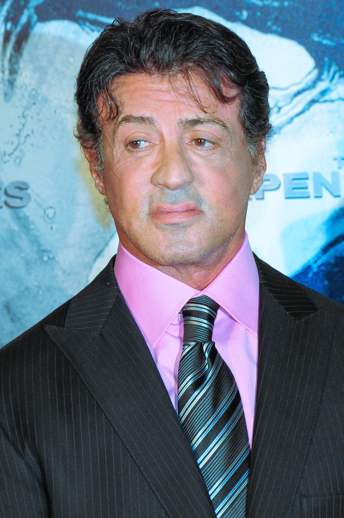 2010 Fotocall Expectables | Sylvester Stallone
