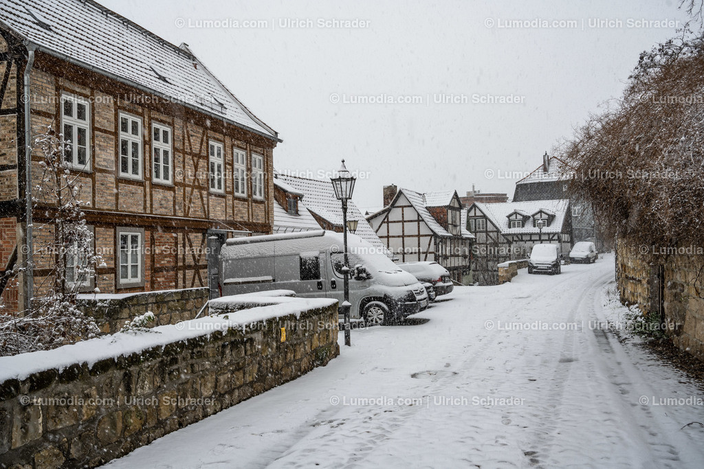 10049-11543 - Winter in Quedlinburg