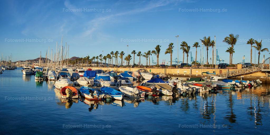 Jachthafen von Las Palmas
