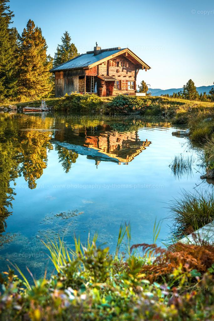 Penkensee Mayrhofen am Morgen-2