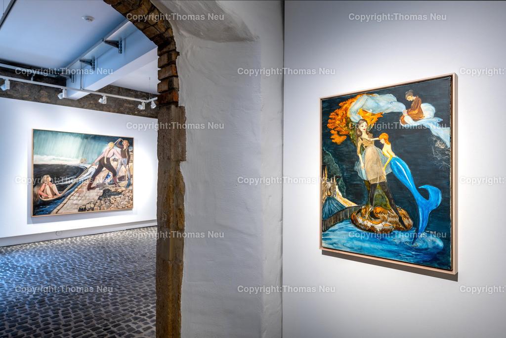 DSC_7819 | bbe,Museum, zu Text Eva Bambach, Ausstellung Rosa Loy, ,, Bild: Thomas Neu