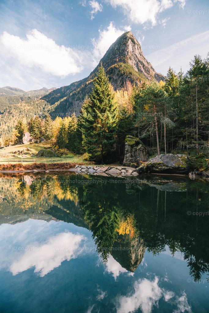 Habichen  See Ötztal