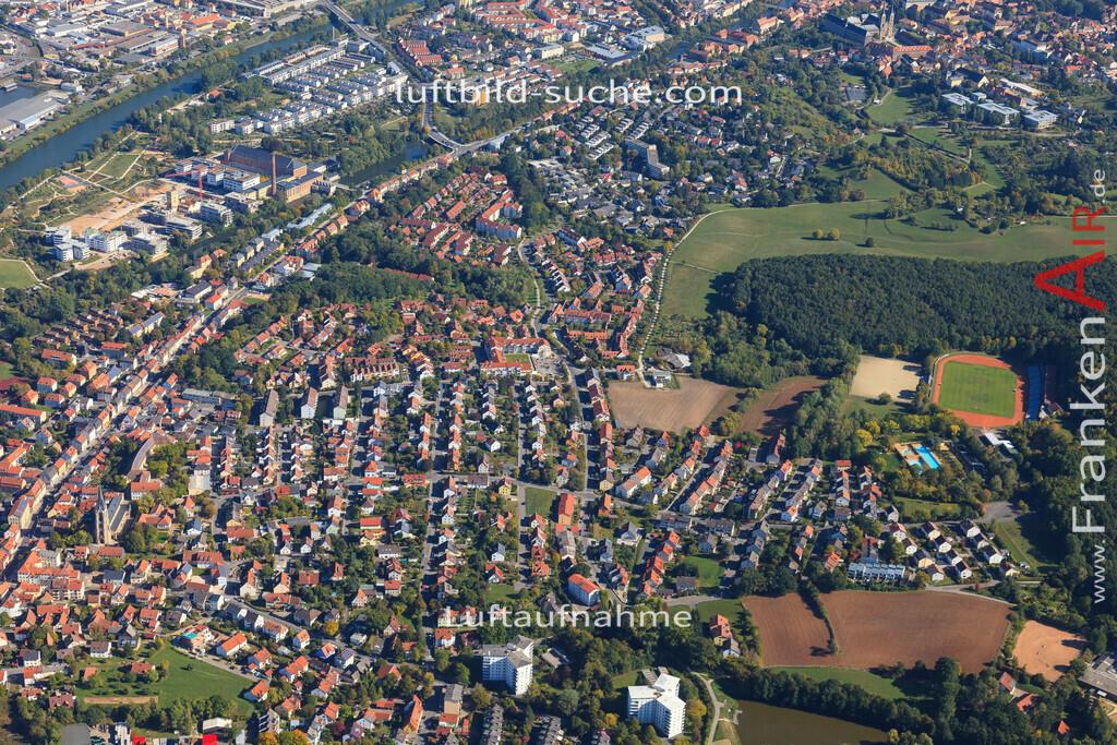 luftbild-bischberg-2015-5695 | Luftbild von  Bischberg - Luftaufnahme wurde 2015 von https://frankenair.de mittels Flugzeug (keine Drohne) erstellt - die Geschenkidee