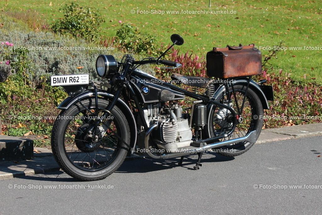 BMW R 62 Tourenmotorrad (745 ccm, 18 PS), 1928 | BMW R 62 Tourenmotorrad, Farbe: Schwarz, Baujahr 1928, Bauzeit 1928-29, Hubraum 745 ccm, 18 PS, 1. Tourenmotorrad der 750-ccm-Klasse von BMW, Deutschland