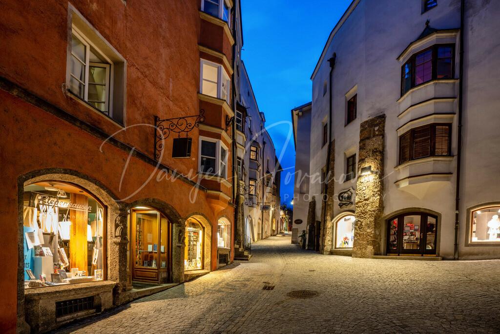 Haller Altstadt | Die Altstadt von Hall in Tirol ist wunderschön