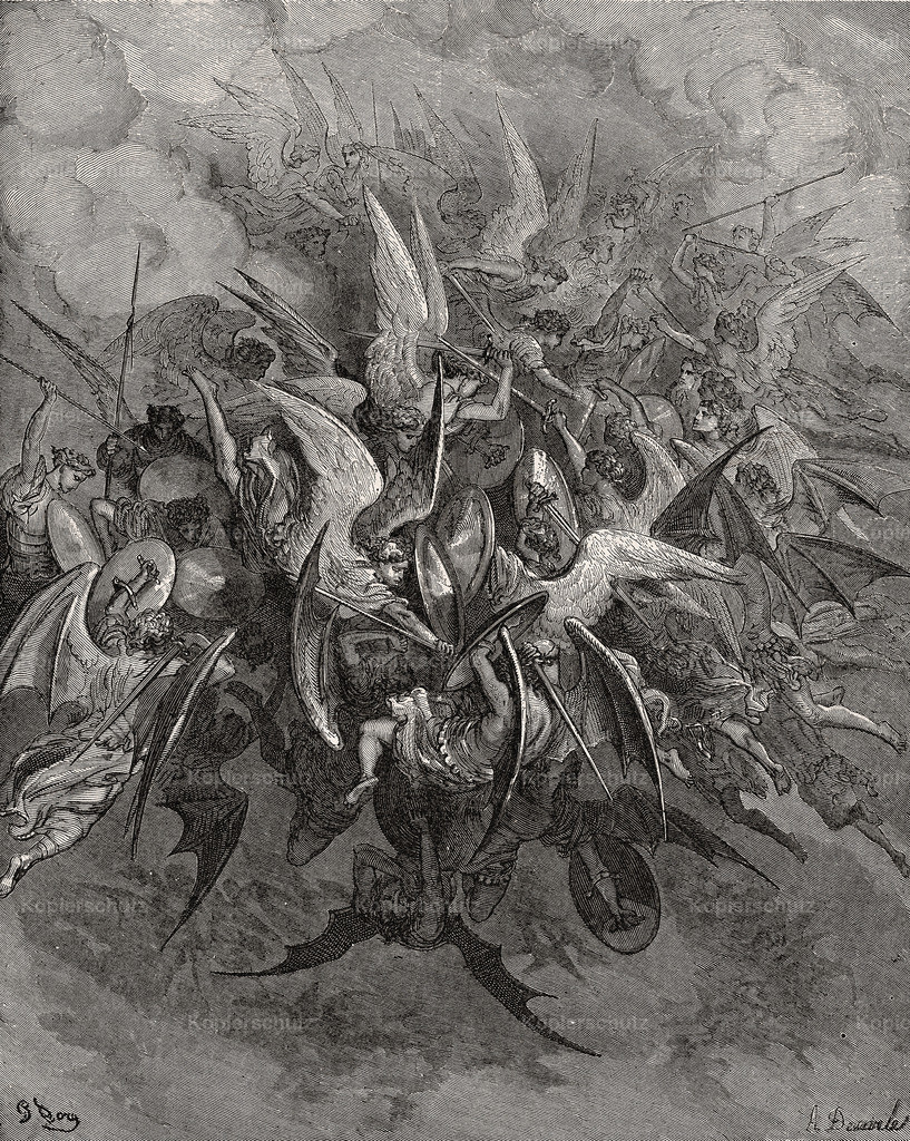 Now storming fury rose Dore1866