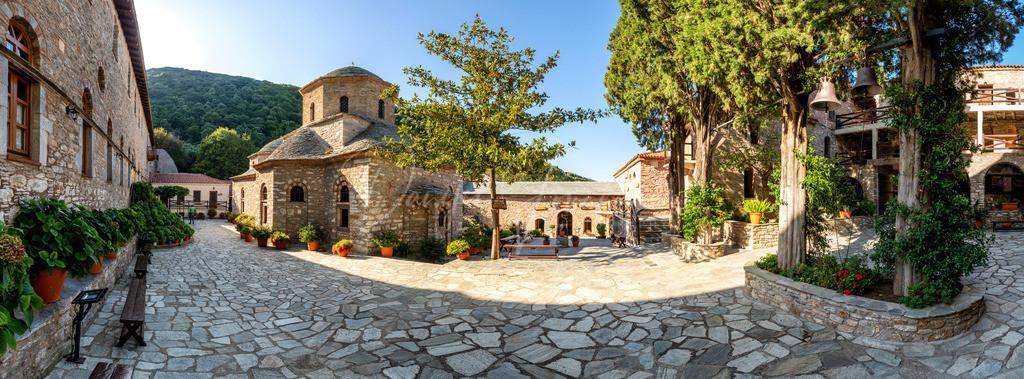 Moni Evaggelistrias | Monastery Moni Evaggelistrias auf Skiathos