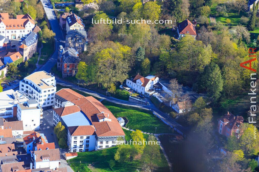 kulmbach-2016-3211 | Luftbild von  Kulmbach - Luftaufnahme wurde 2016 von https://frankenair.de mittels Flugzeug (keine Drohne) erstellt - die Geschenkidee