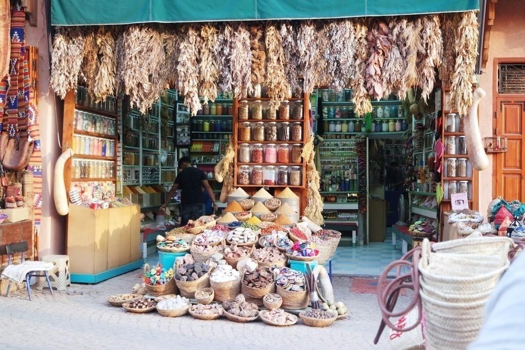 Markt von Marrakesch I | SAMSUNG CAMERA PICTURES