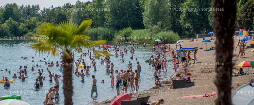 Badesee-28 | Bensheim,Sommer am Badesee, ,, Bild: Thomas Neu