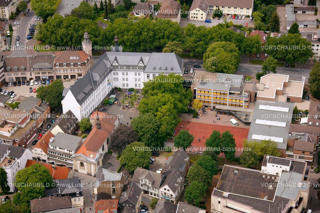 RE11070430 | Gymnasium Petrinum ,  Recklinghausen, Ruhrgebiet, Nordrhein-Westfalen, Germany, Europa