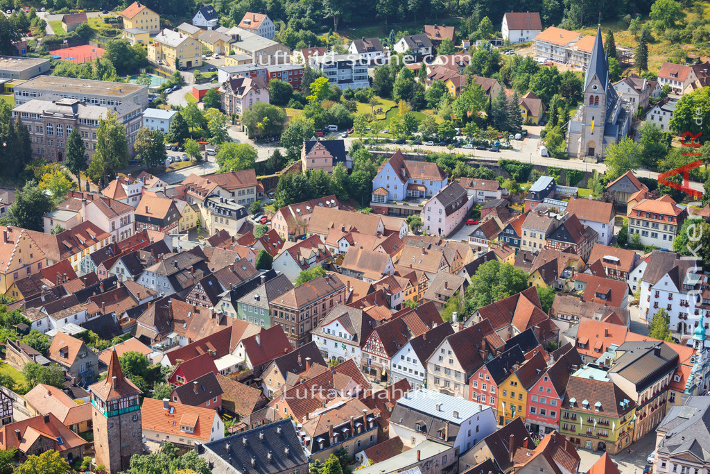 luftbild-kulmbach-2014-3154 | Luftbild von  Kulmbach - Luftaufnahme wurde 2014 von https://frankenair.de mittels Flugzeug (keine Drohne) erstellt - die Geschenkidee