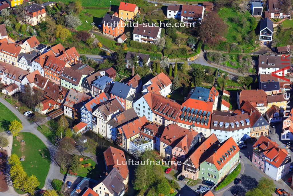 kulmbach-2016-3214   Luftbild von  Kulmbach - Luftaufnahme wurde 2016 von https://frankenair.de mittels Flugzeug (keine Drohne) erstellt - die Geschenkidee