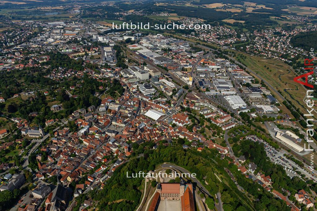 bierfest-2019-kulmbach-19-690 | aktuelles Luftbild von Bierfest-2019  Kulmbach - Luftaufnahme wurde 2019 von https://frankenair.de mittels Flugzeug (keine Drohne) erstellt.