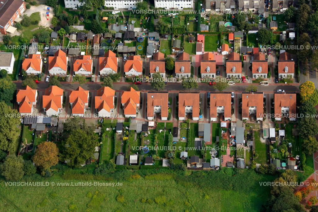 ES10098614 | Bergbausiedlung Boshamerweg, Essen-Karnap,  Essen, Ruhrgebiet, Nordrhein-Westfalen, Germany, Europa