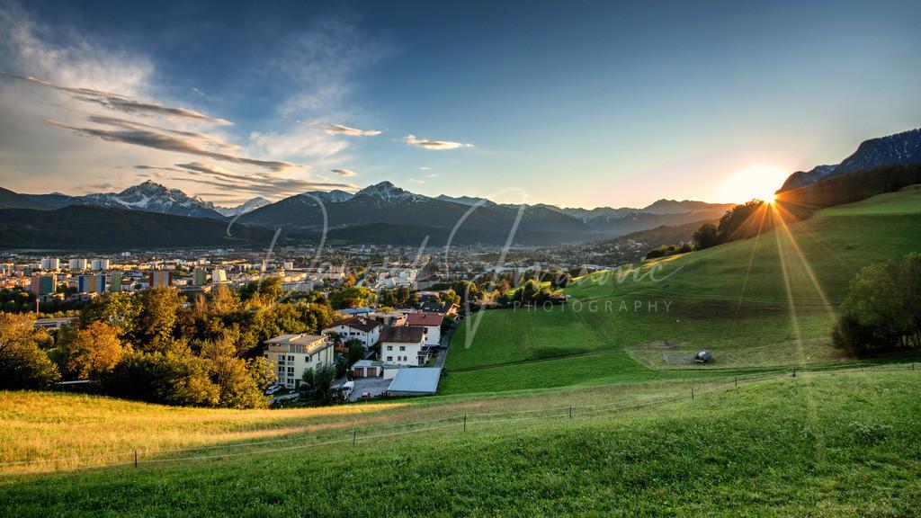 Innsbruck | Sonnenuntergang in Innsbruck