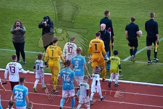 BFC Dynamo vs. FC Viktoria 89 009