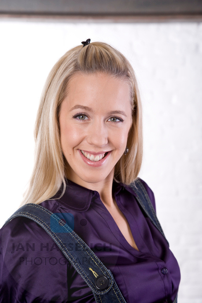 Katharina Kaali  | Fototermin zur ARD Vorabendserie