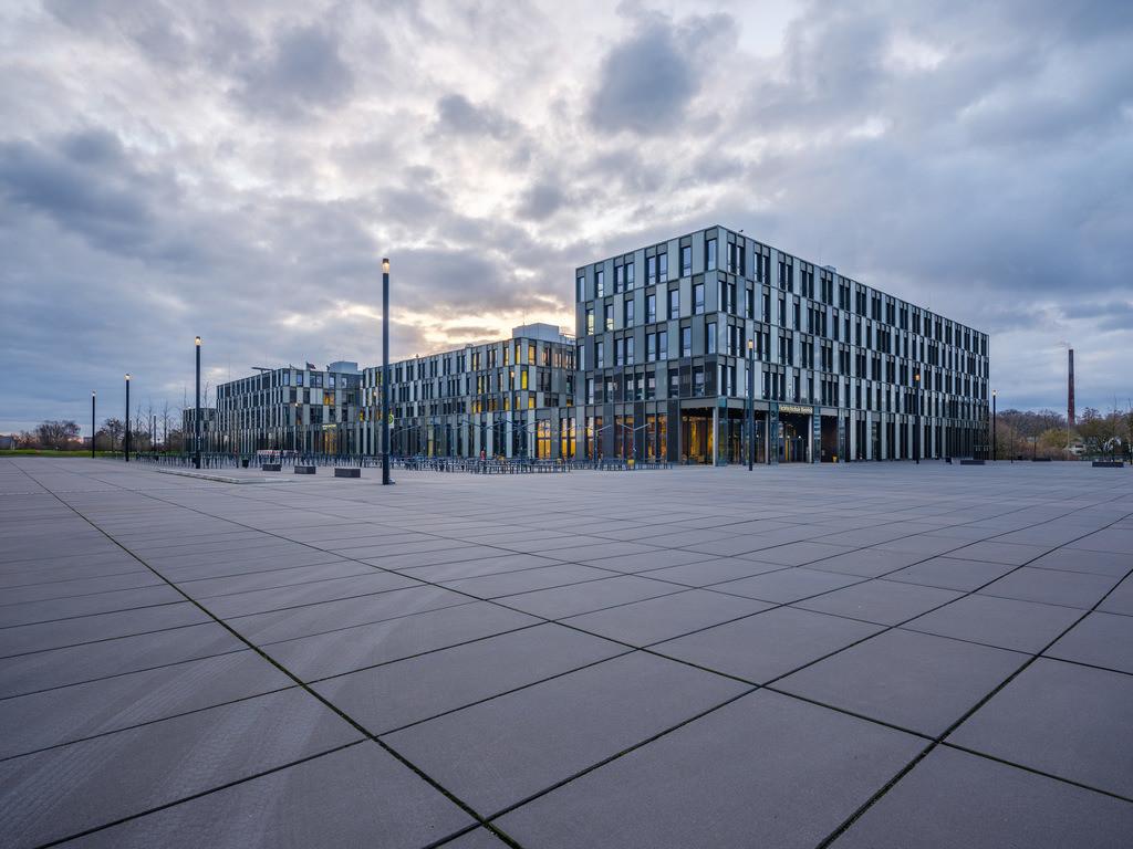 Fachhochschule Bielefeld | Campus der Fachhochschule Bielefeld.