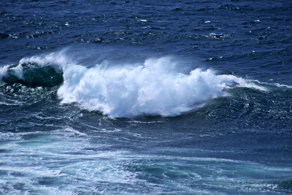 Wasser 02 | Welle Cliffs of Kilkee, Clare, Irland