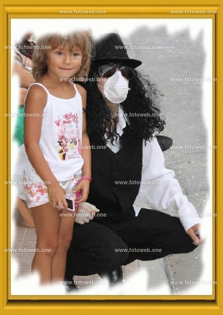 SinauMJ |  doble de Michael Jackson