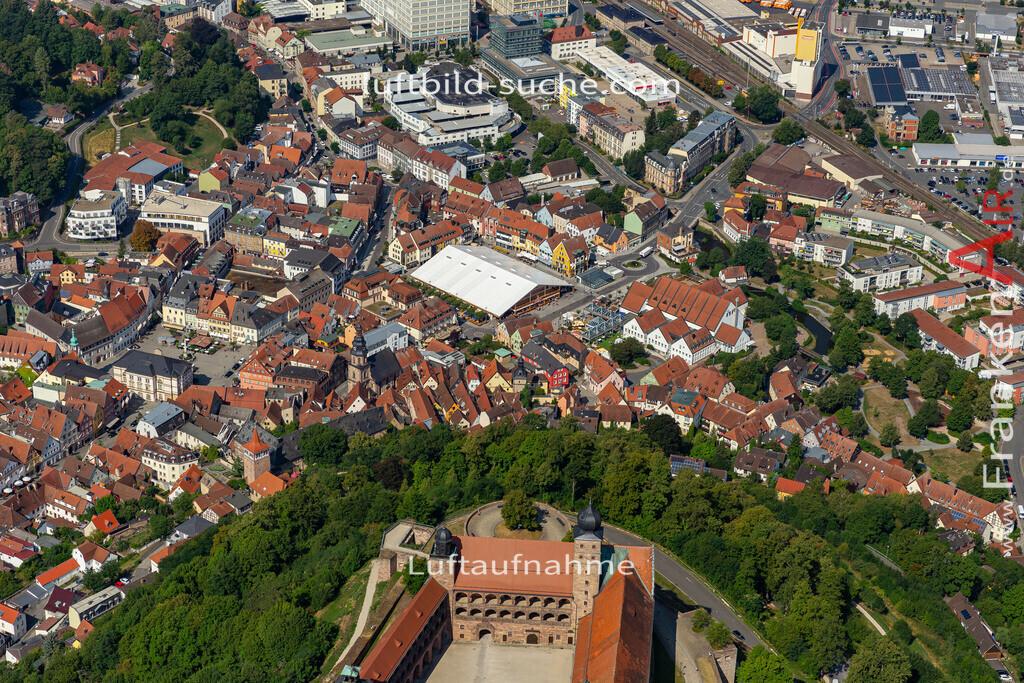 bierfest-2019-kulmbach-19-686 | aktuelles Luftbild von Bierfest-2019  Kulmbach - Luftaufnahme wurde 2019 von https://frankenair.de mittels Flugzeug (keine Drohne) erstellt.