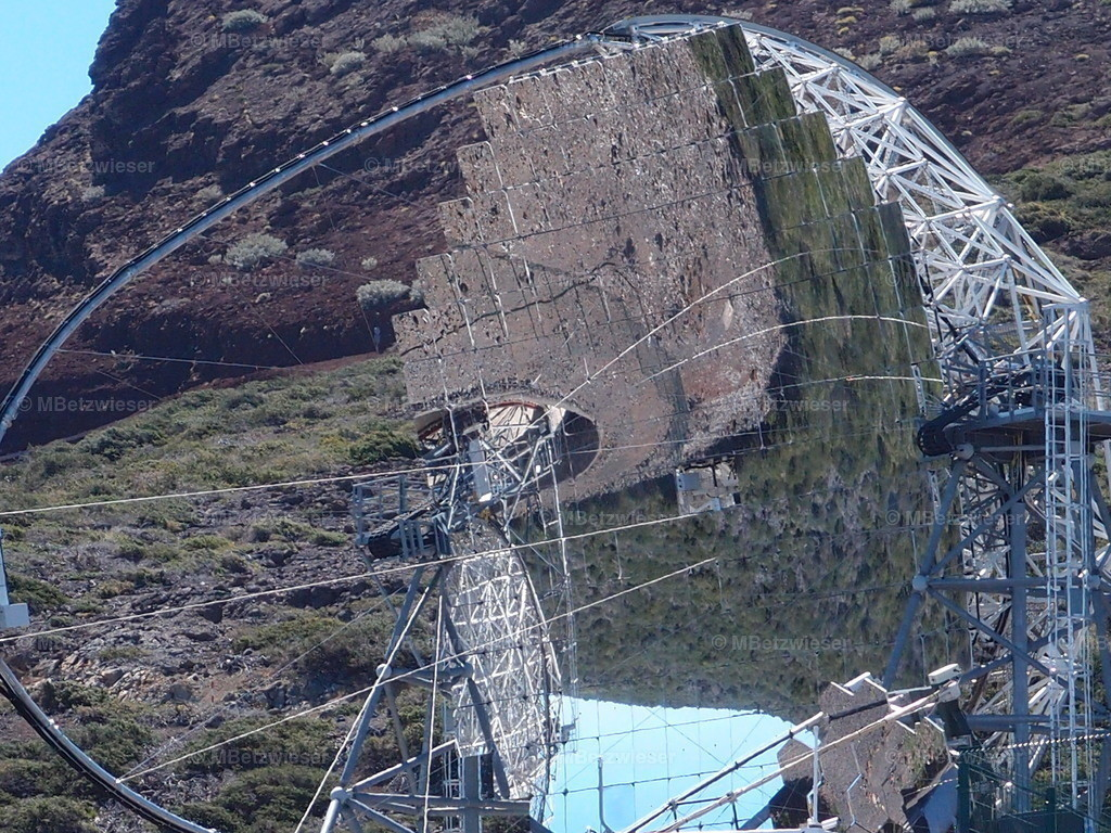 P4295249 | Im Gammastrahlen Teleskop