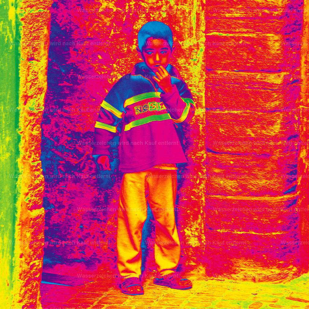 Thinking Boy III | Marokko, Marrakesch, Photokunst, Kunstwerk, wallpaper, art