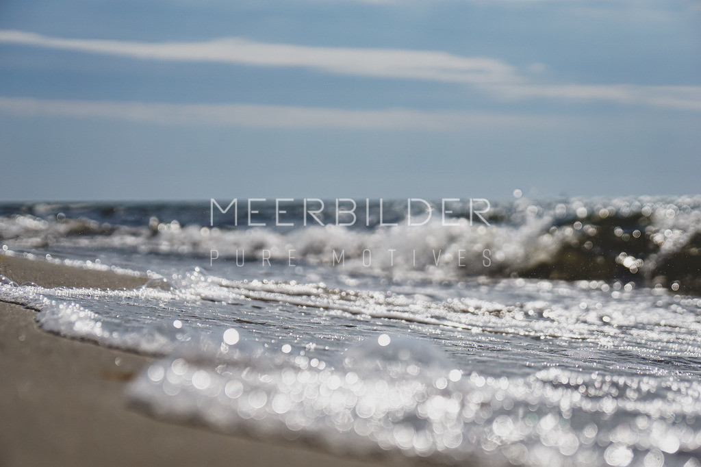Wasserkante Strand