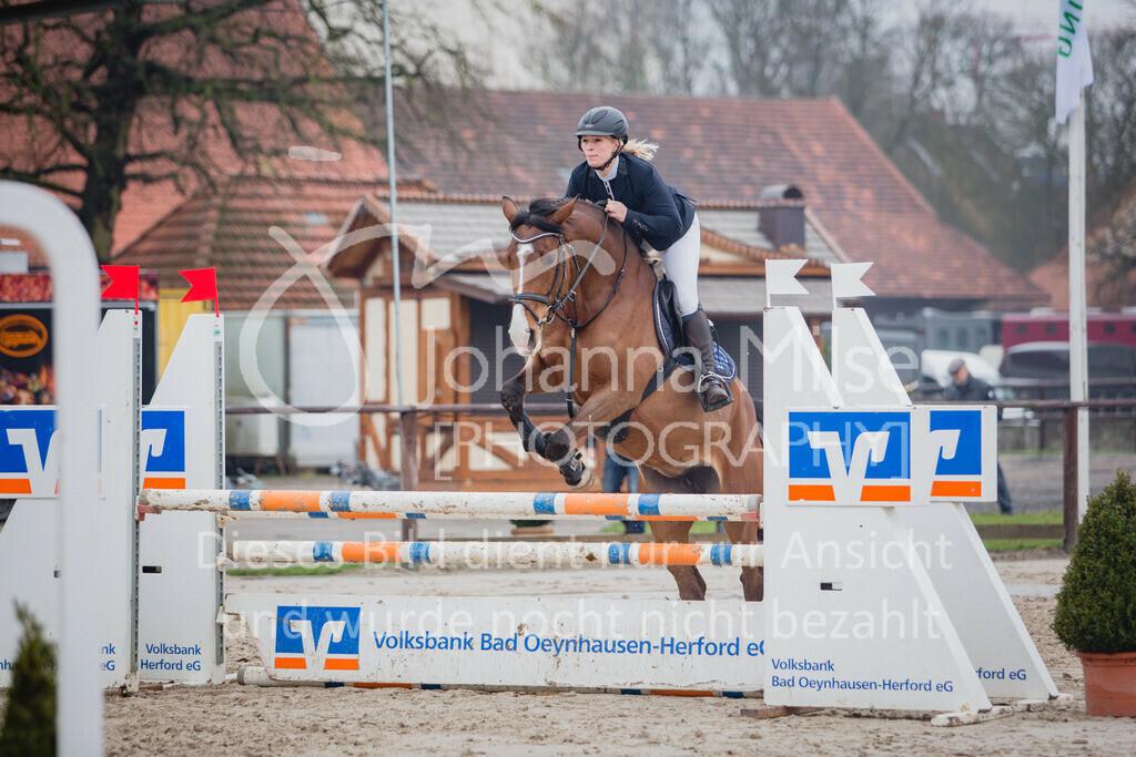 190404_Frühlingsfest_Sprpf-A-123 | Frühlingsfest Herford 2019 Springpferdeprüfung Klasse A**