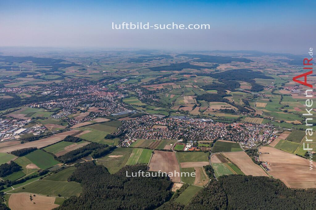 diespeck-19-303 | aktuelles Luftbild von  Diespeck - Luftaufnahme wurde 2019 von https://frankenair.de mittels Flugzeug (keine Drohne) erstellt.
