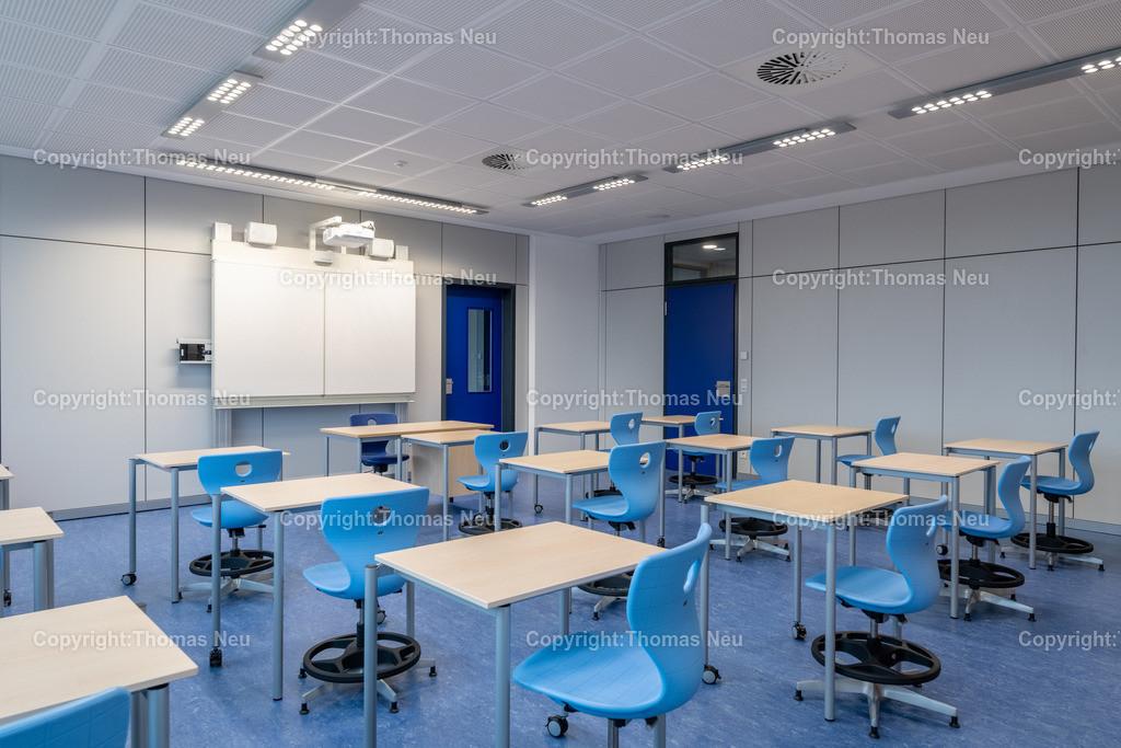 DSC_3636-HDR | Bensheim, Region, Featurebilder, Corona, Schulschließung, leere Klassensäle und Flure in der GSS Bensheim, ,, Bild: Thomas Neu