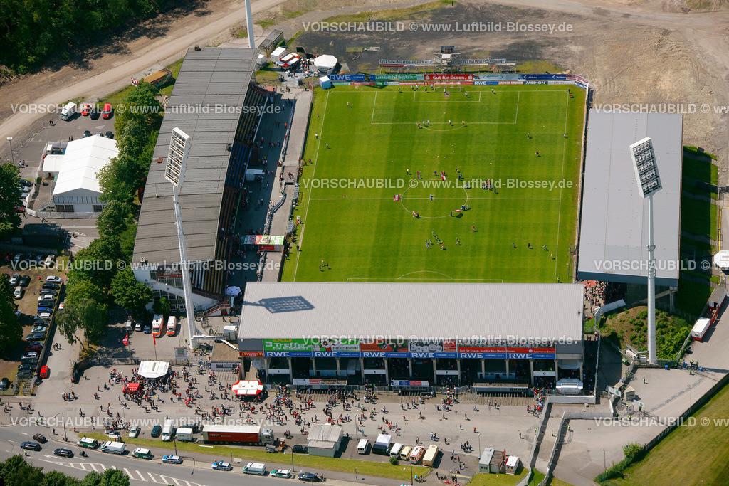 ES10058520 | RWE- Stadion Hafenstrasse,  Essen, Ruhrgebiet, Nordrhein-Westfalen, Germany, Europa, Foto: hans@blossey.eu, 29.05.2010
