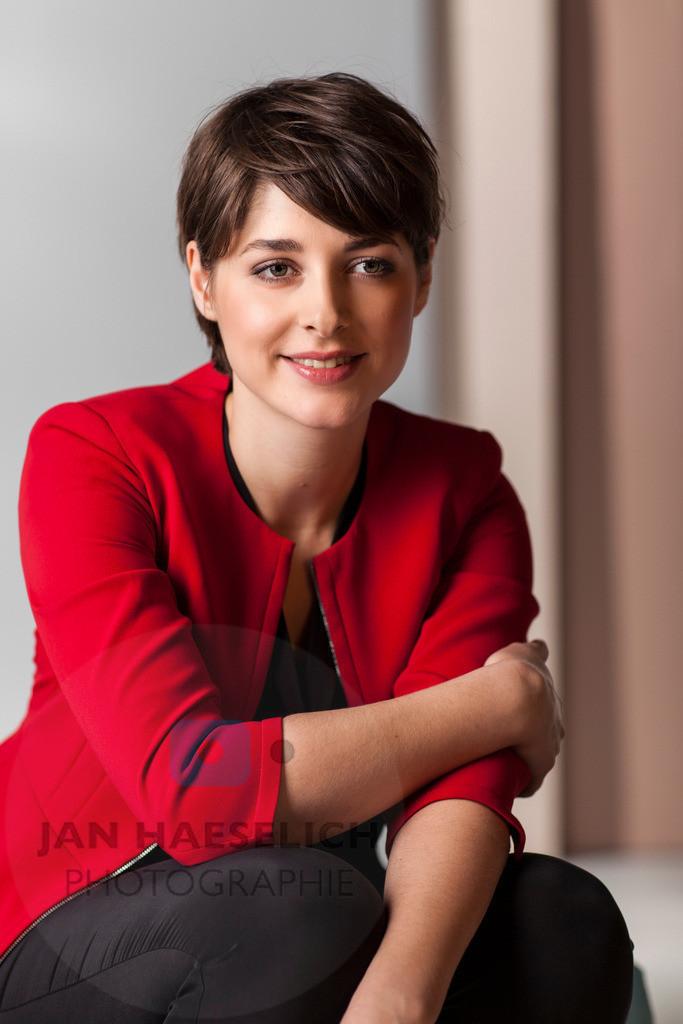 Katharina Nesytowa | Katharina Nesytowa beim Fototermin zur neuen Vorabendserie im ARD