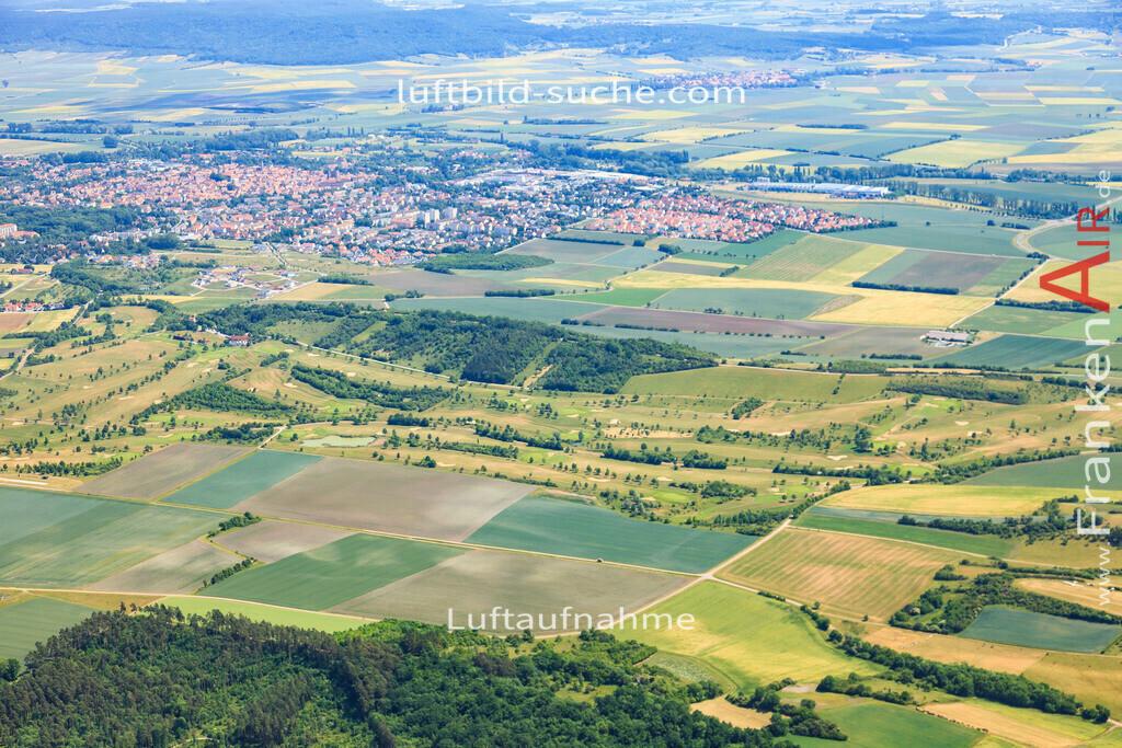 golfplatz-bad-windsheim-2015-1390 | Luftbild von Golfplatz Bad-windsheim - Luftaufnahme wurde 2015 von https://frankenair.de mittels Flugzeug (keine Drohne) erstellt - die Geschenkidee