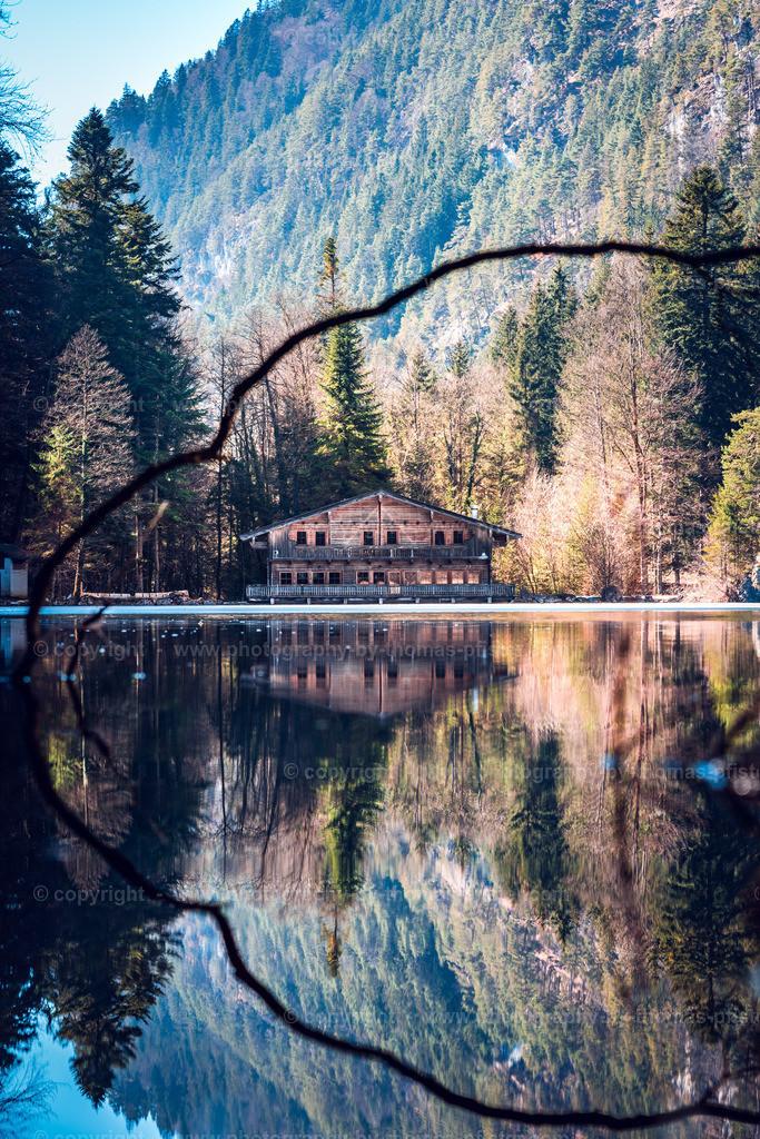 Berglsteiner See Frühling