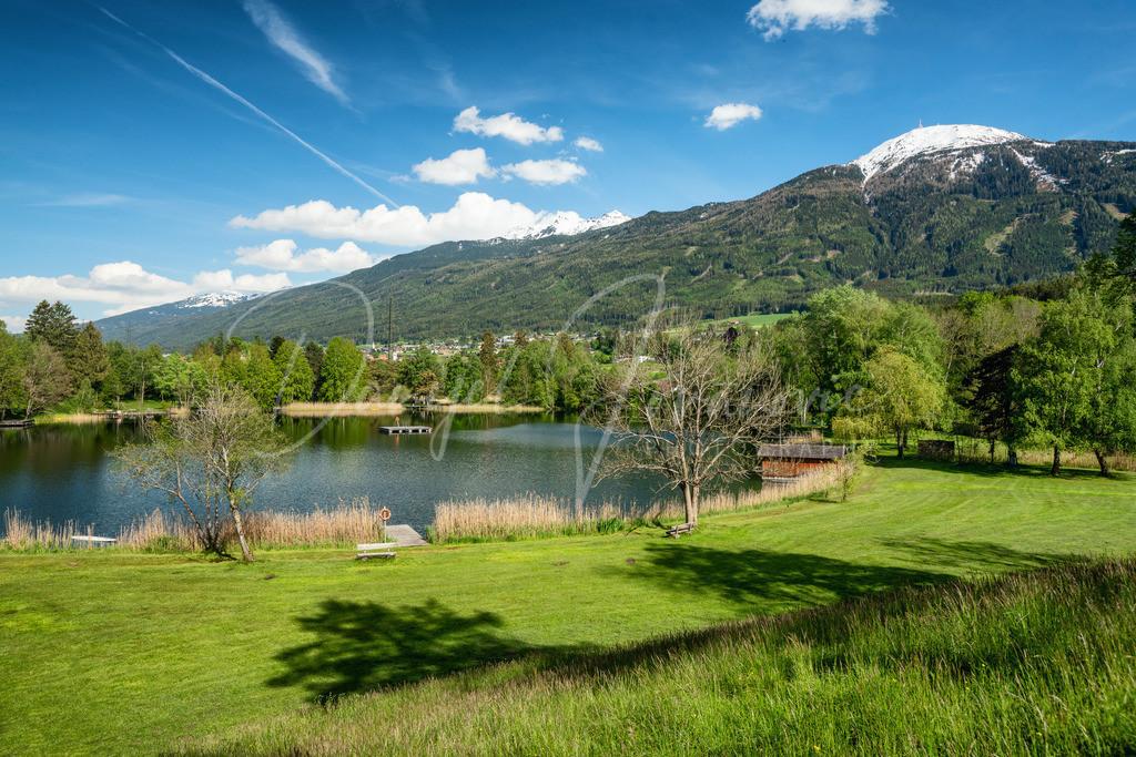 Lanser See | Der Lanser See mit Patscherkofel