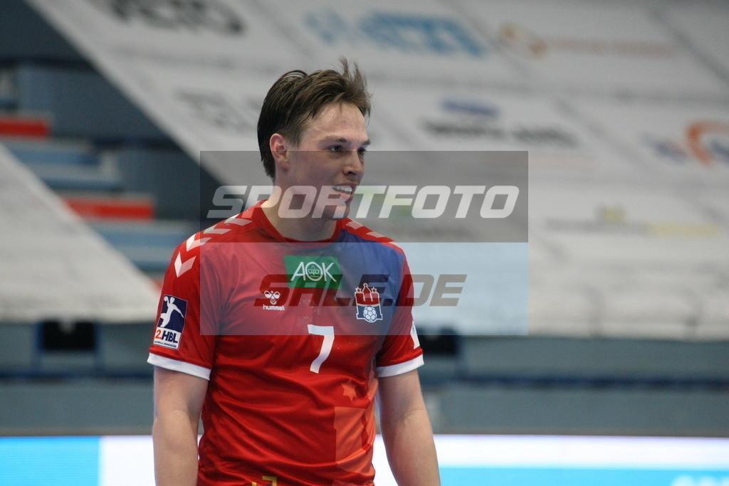 VFL Gummersbach - HSV Hamburg | Leif Tissier (HSV) - © by Sportfoto-Sale.de