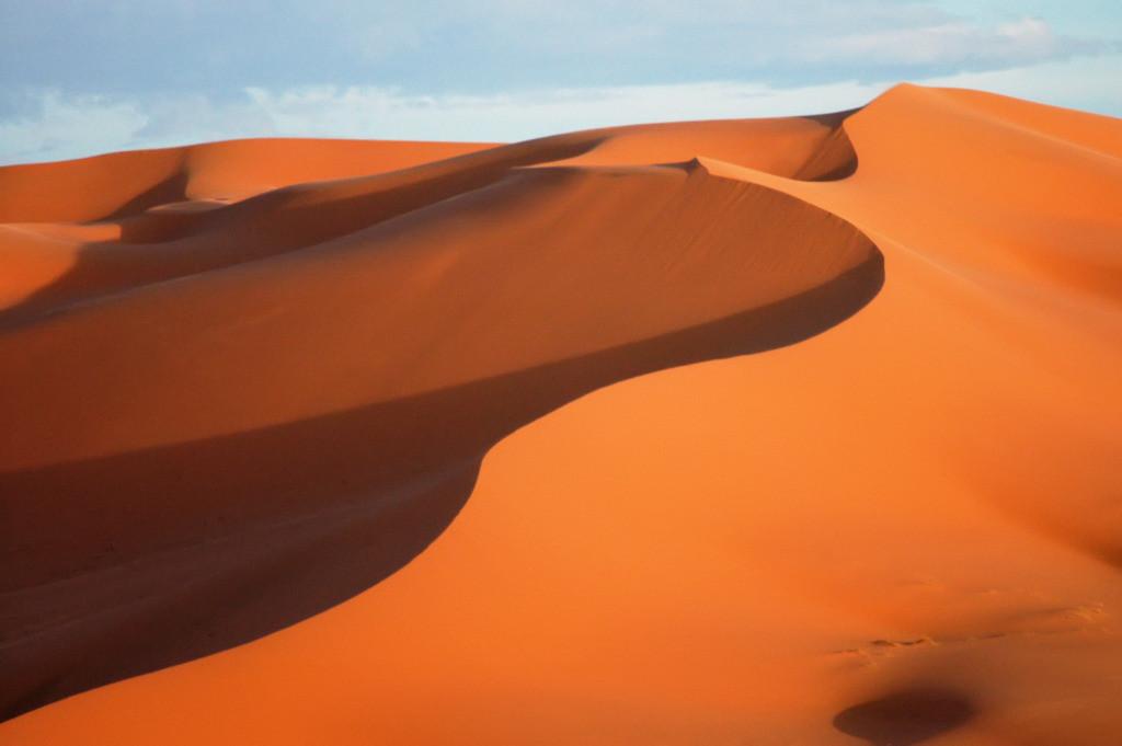 Tai Chi 11 | Düne Erg Chebbi, Marokko