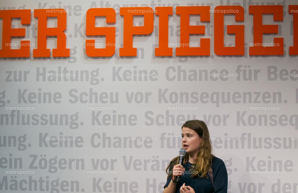 Luisa Neubauer und der SPIEGEL