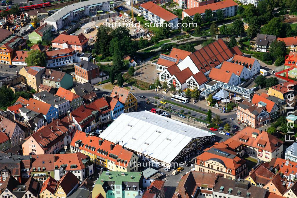 bierfest-kulmbach-2009-326 | Luftbild von Bierfest Kulmbach - Luftaufnahme wurde 2009 von https://frankenair.de mittels Flugzeug (keine Drohne) erstellt - die Geschenkidee