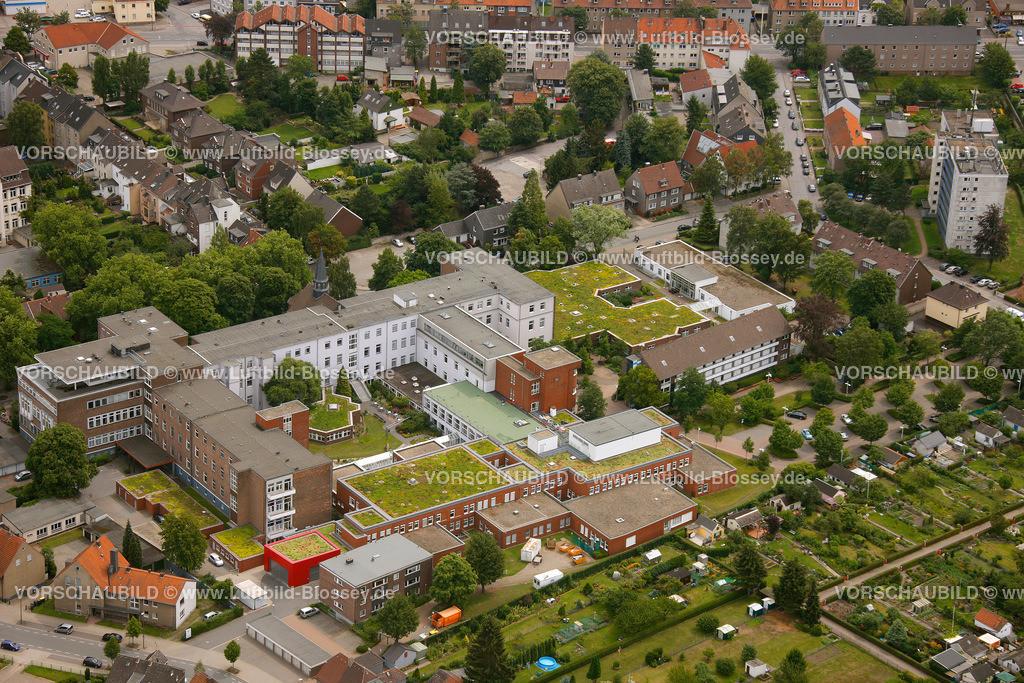 RE11070581 | Elisabeth Krankenhaus ,  Recklinghausen, Ruhrgebiet, Nordrhein-Westfalen, Germany, Europa